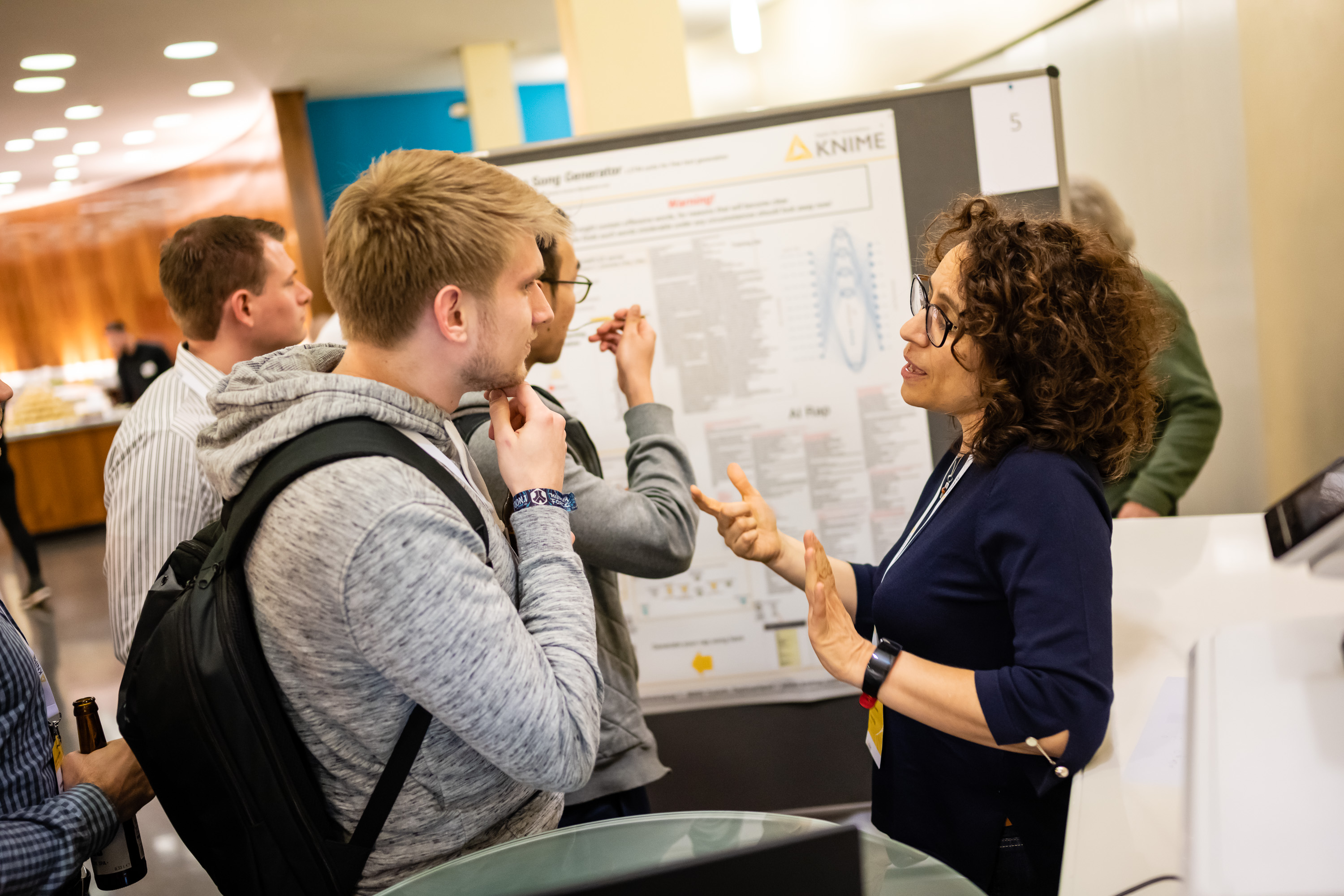KNIME Poster Session