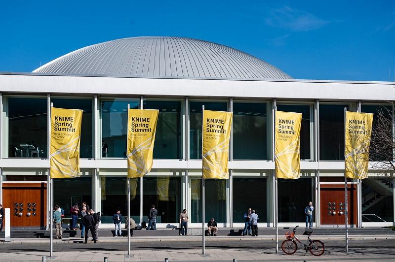 KNIME Spring Summit 2020 Berlin