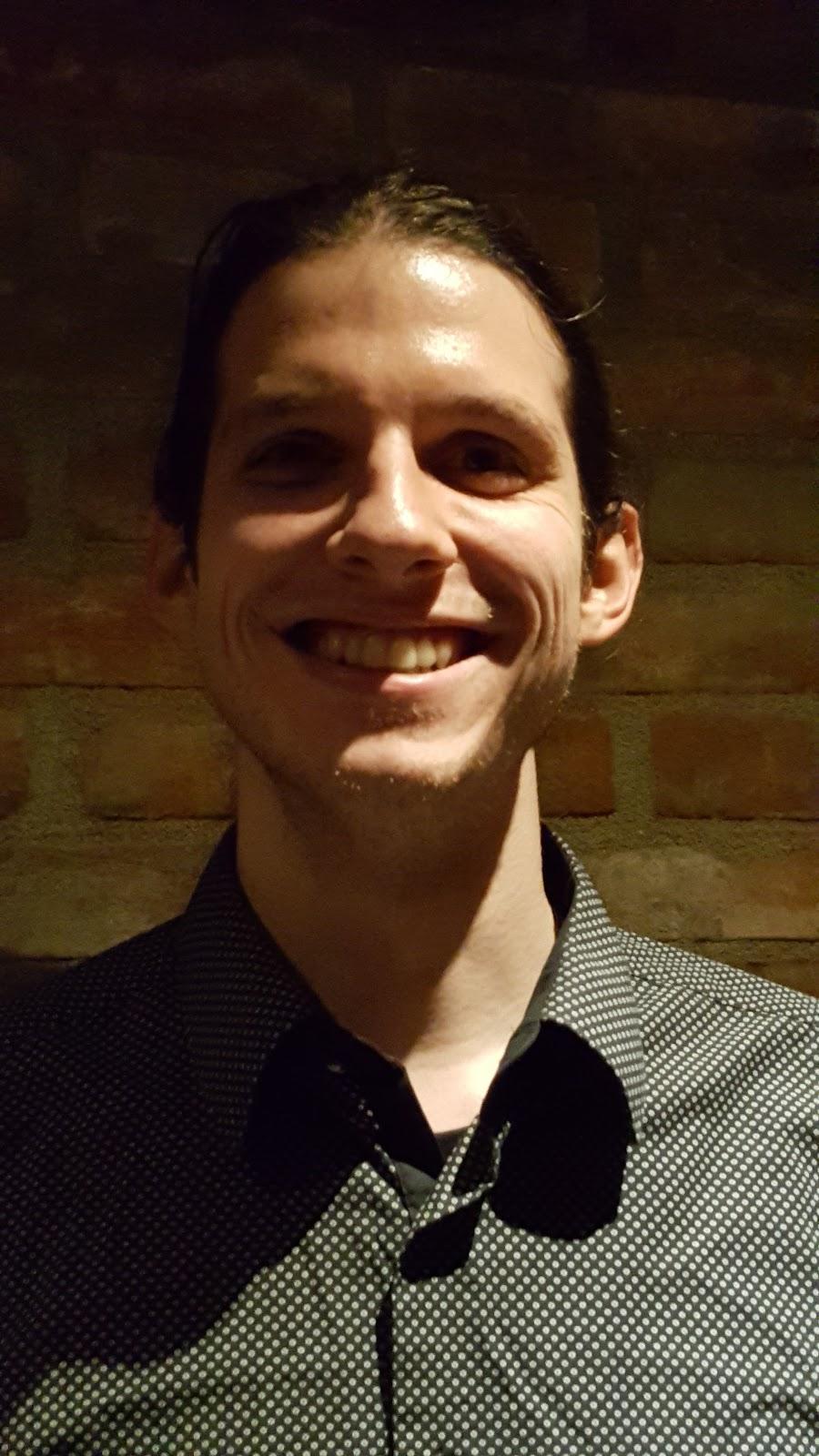 Moritz Heine, KNIME Server Developer