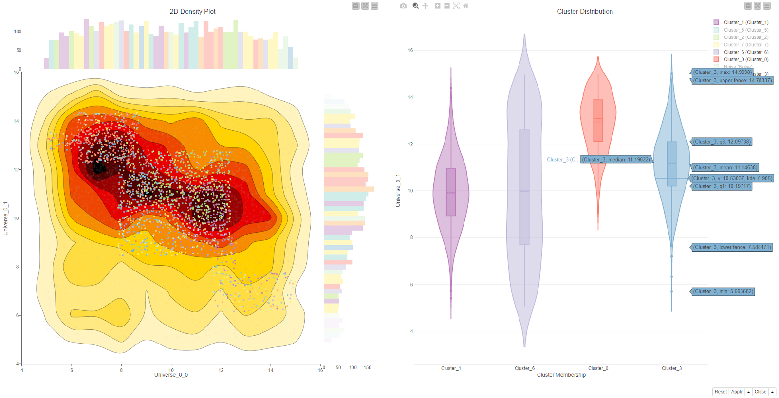 KNIME Analytics Platform and KNIME Server Whats New Plotly Integration