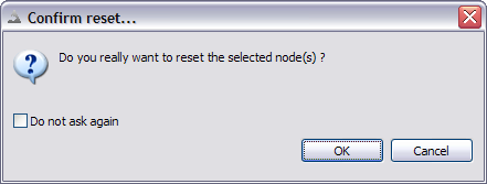 screenshot of confirmation dialog