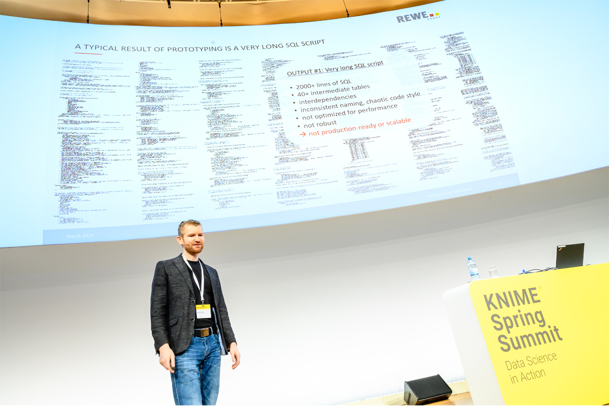 KNIME Spring Summit 2019 Gallery   KNIME