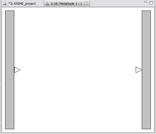 screenshot of a meta node editor