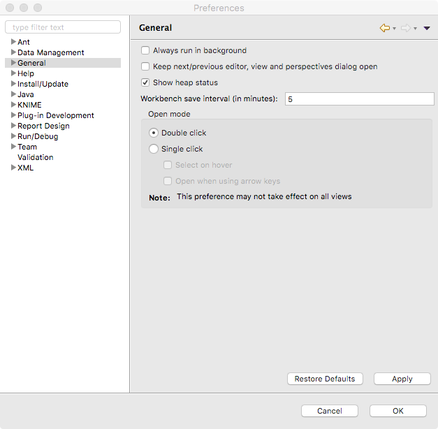 Optimizing KNIME workflows for performance | KNIME