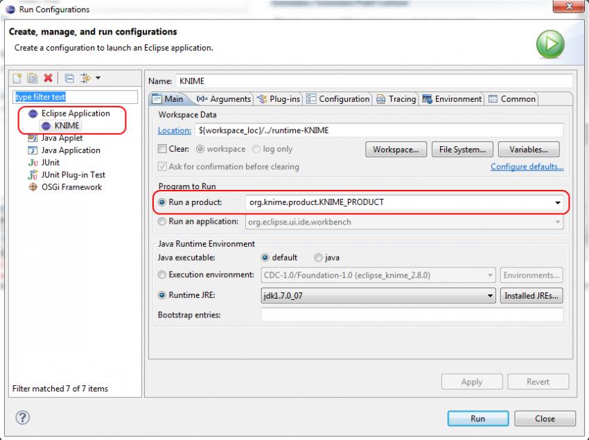 For Developers: Integration of Custom Tagger | KNIME