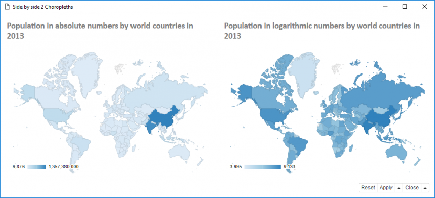JS show it! Today: Interactive Choropleth World Map using