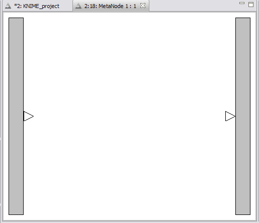 screenshot of a meta node editor