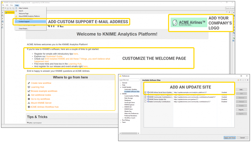 knime_server_customization_management