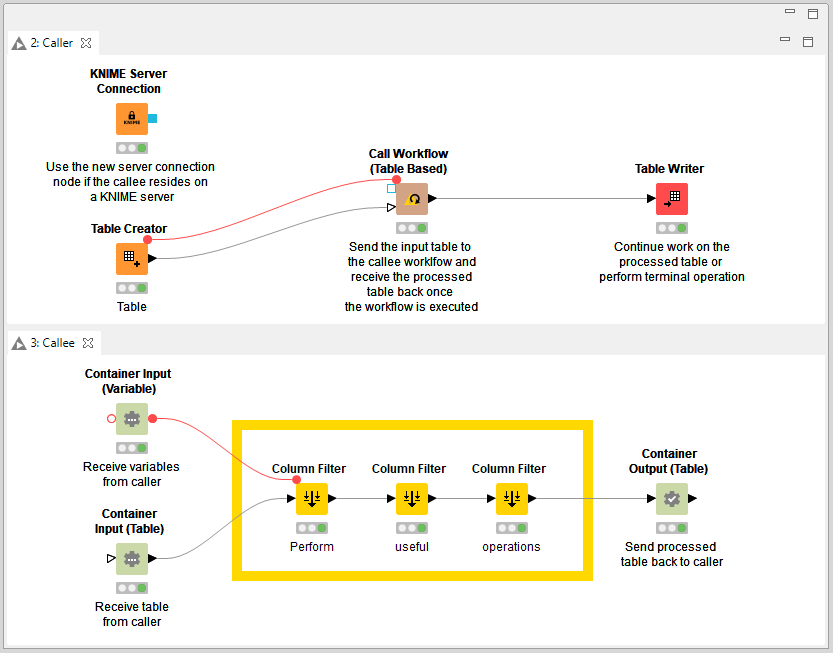What's New in KNIME Analytics Platform 3 6 and KNIME Server
