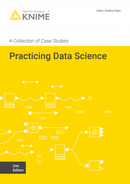 Book Cover of Practicing Data Science
